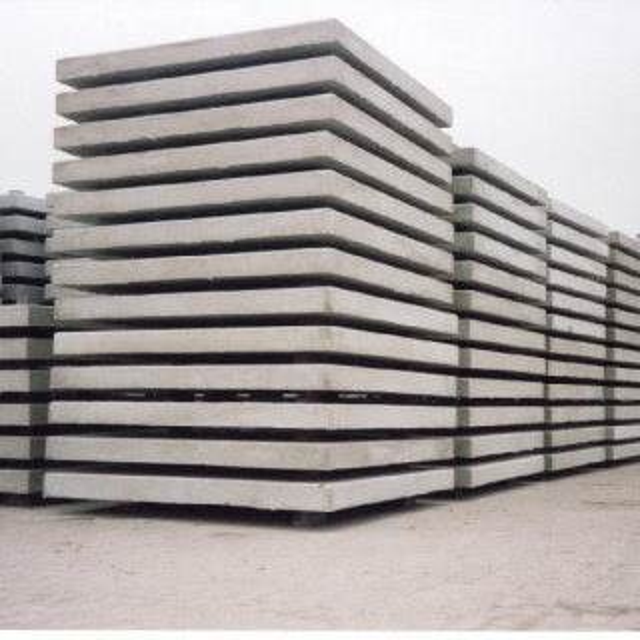 Betonplaten Enkelnet - 20 ton - C50/60