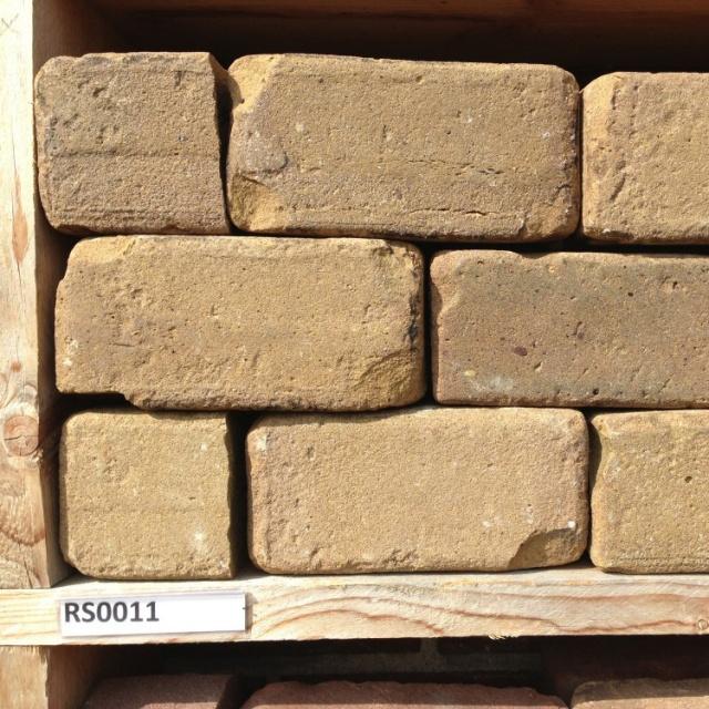 Oud Gebakken Keiformaat Brons
