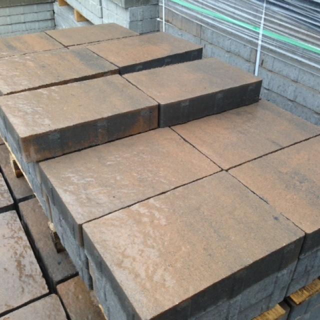 Cobblestones Bruin Genuanceerd Wave (GEB0201)