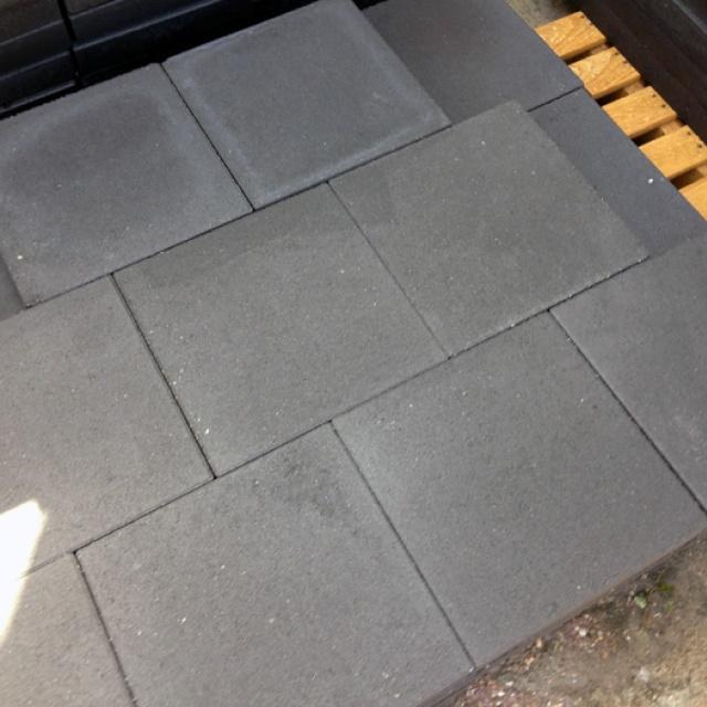 Cobblestones Zwart (GEB0152)