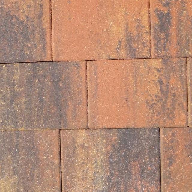 Straksteen Bruin GV (STR05203005)