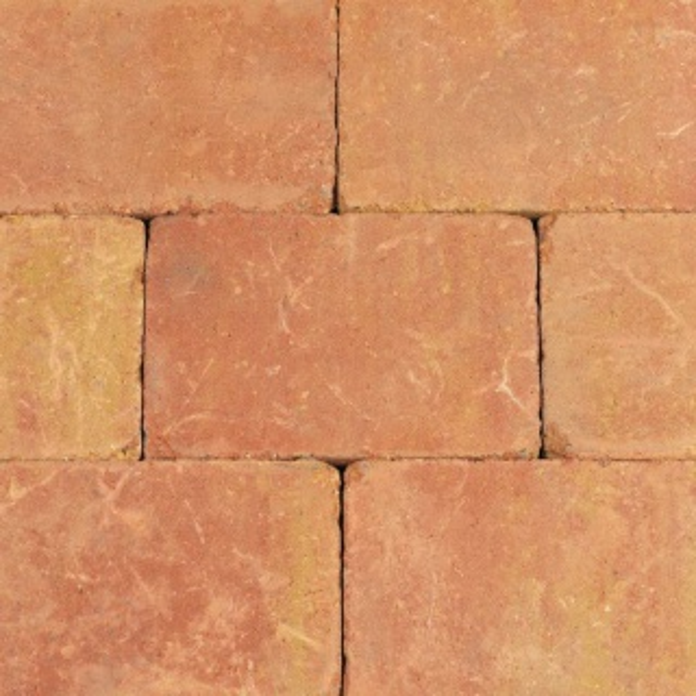 Trommelkassei Terracotta Geel (TRO14203005)