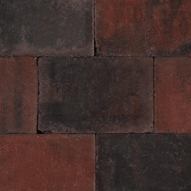 Trommelkassei Rood Zwart (TRO04203006)