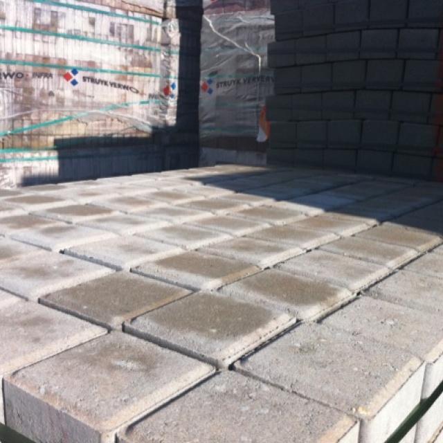 Cobblestones grijs