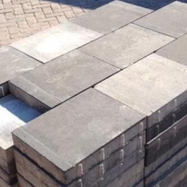 Cobblestones Grijs Genuanceerd (GEB0171)