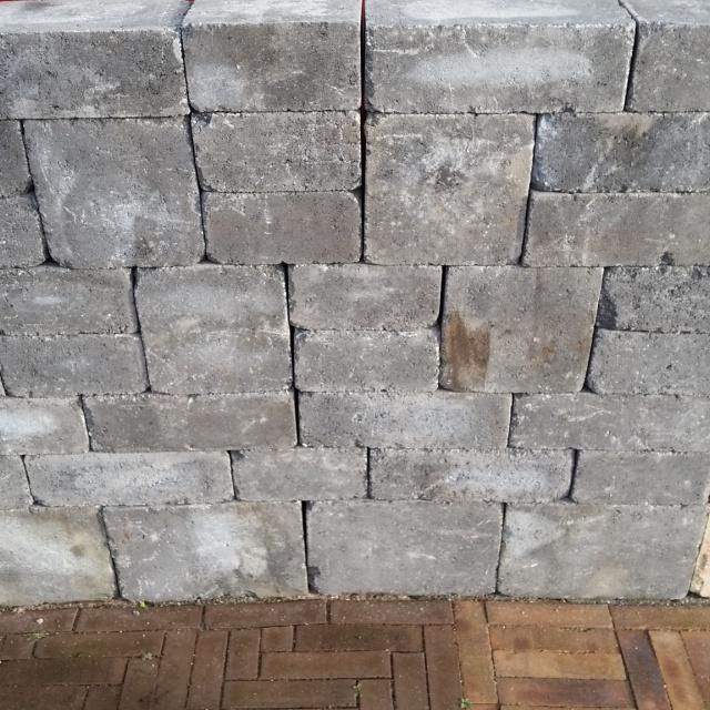 Wildverband Blockstone Black