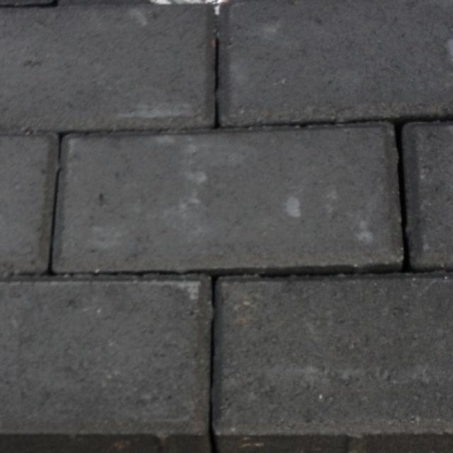 Betonklinker Zwart(GEB0199)