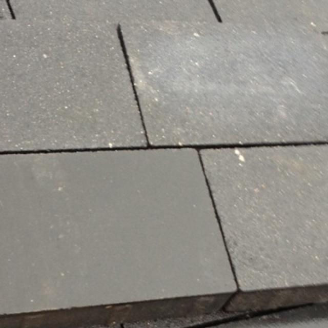 Cobblestones Zwart Grof (GEB0214)