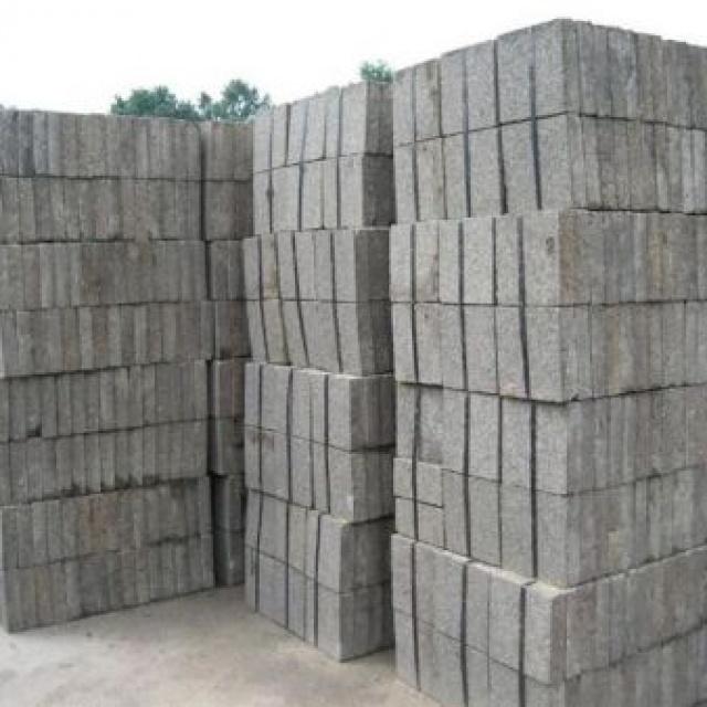 Stoeptegels : afname tussen de 75 m2 en 300 m2