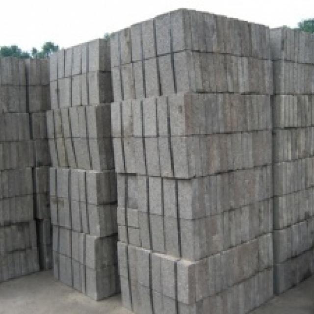 Stoeptegels : afname meer dan 300 m2