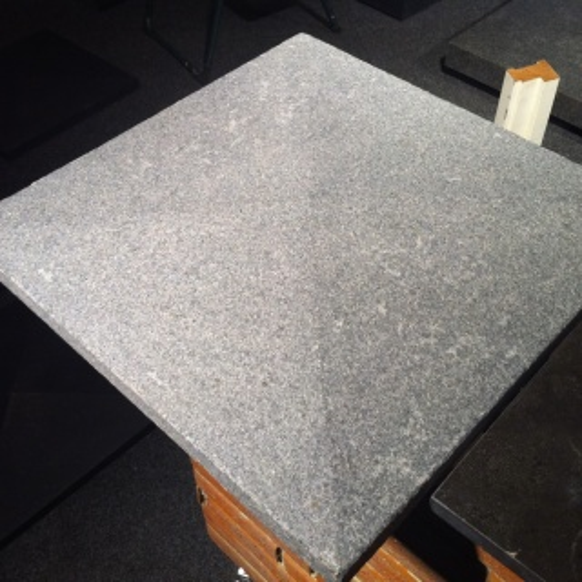 Grijs Graniet Gevlamd Diamantkop