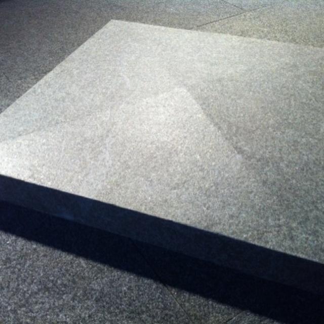 Zwart Basalt Gevlamd Diamantkop