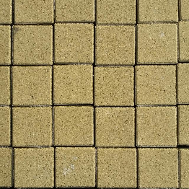 Cobblestones Geel Genuanceerd (MKB0002)
