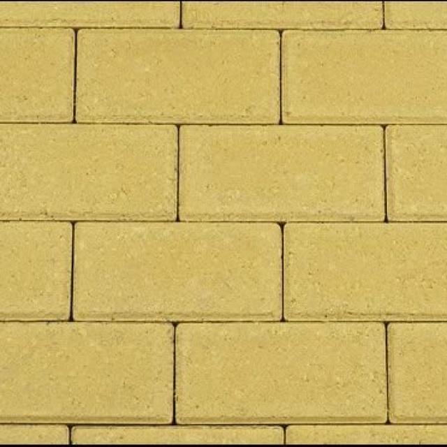 Betonklinkers geel (BSS1108)