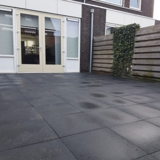 Kijlstra - Betontegel Antraciet (TEG0350504ZVHK) Afname per 7 m2