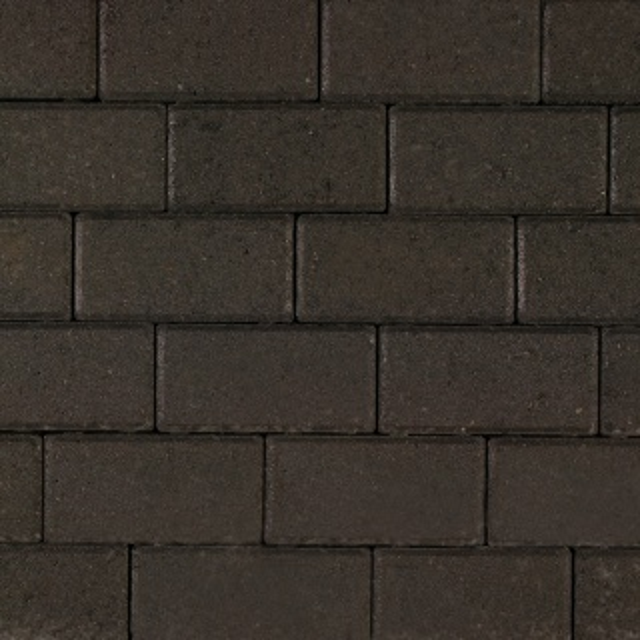 Betonklinkers Zwart (BSS0308)
