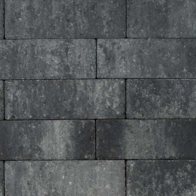 Longstone opritsteen Nero / Grey (LONG5507310)