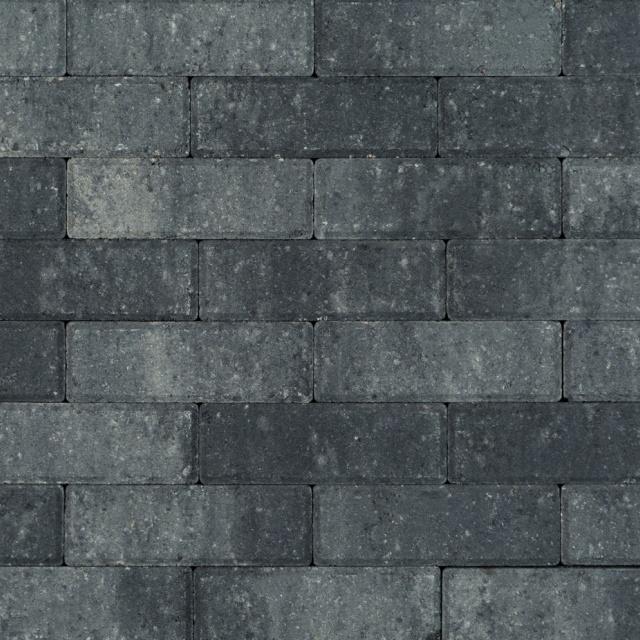Dikformaat Grijs / Zwart (BDF5506)