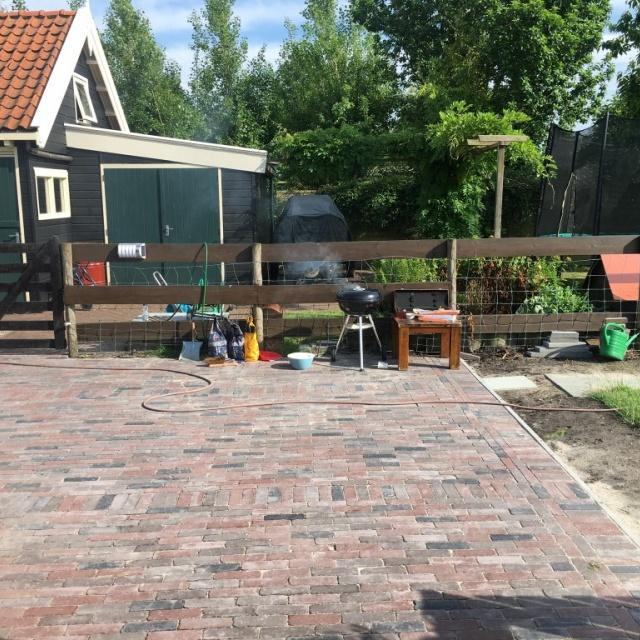 Dikformaat Nieuw Veendam Getrommeld (ATD8821706)