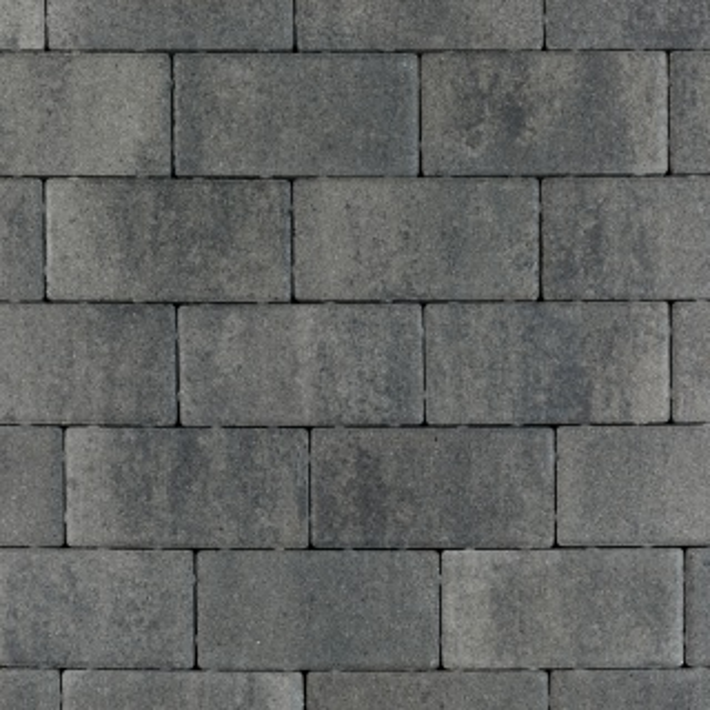 Betonklinker Nature Top Nero Grey Uitgewassen (NAT55BSS08WASH)