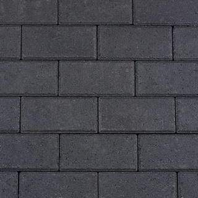 Betonklinker Nature Color Black (BSS0308180)