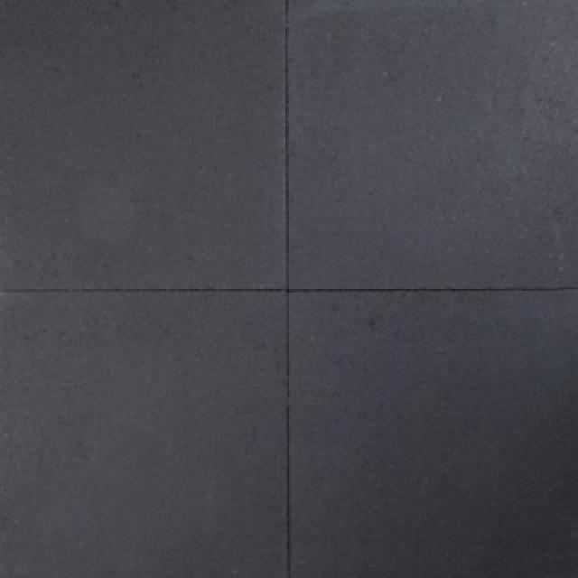 Betontegel Antraciet met facet (TEG0360605HK)