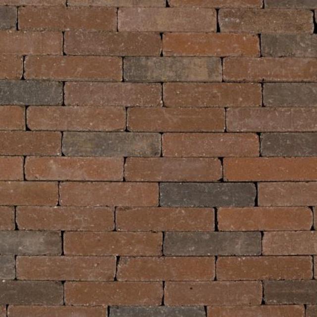 Abbeystones 20 x 5 x 7cm Gesmoord Bruin (1000102)