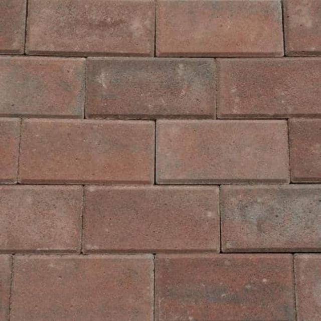 Betonklinker Rood/Zwart (3002051v1)
