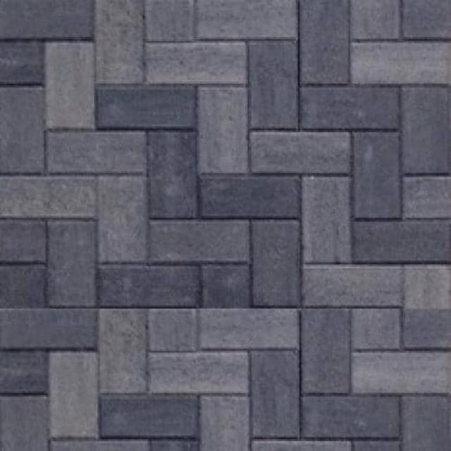 Betonklinker Grijs/Zwart (3002053v1)
