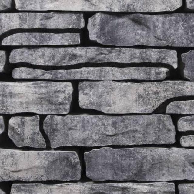 Stonewalling Grijs/Zwart (7000371)