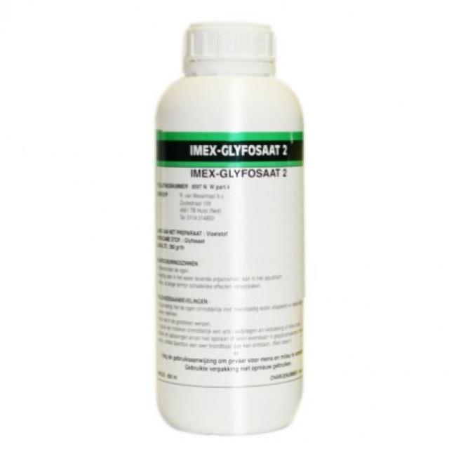 IMEX Glyfosaat 2 Onkruidbestrijder