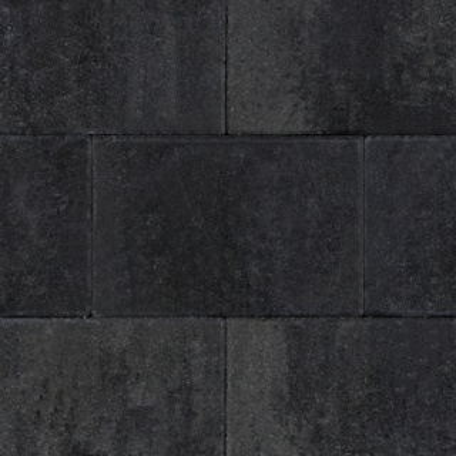 Design Square Nero/Grey met afstandhouder DESSQ550430