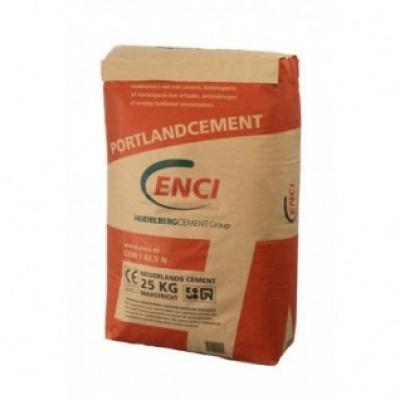 Cement (zak 25 kg)