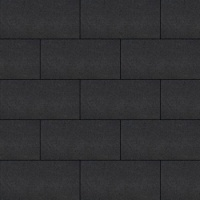 H2O Square Black Emotion (H2OSQ030640)