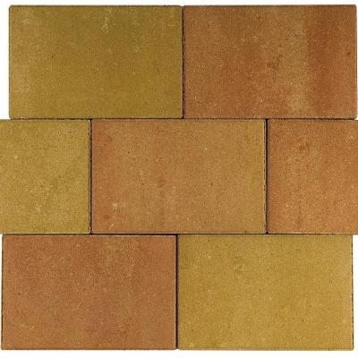 Straksteen Terracotta Geel (STR14203005)