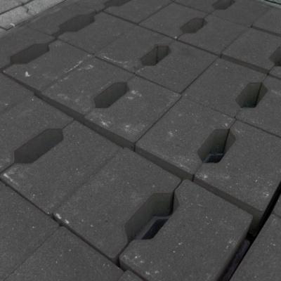 H-profielen Zwart Eindstukken