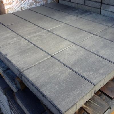 Cobblestones Zwart Grijs Genuanceerd (GEB0177)