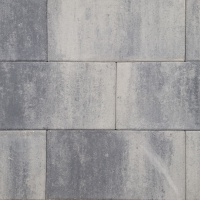 H20 Square Nero/Grey Emotion (H2OSQ550563)