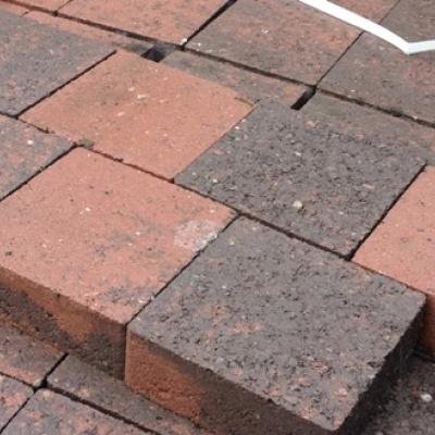 Cobblestones Rood/Antra (GEB0235)
