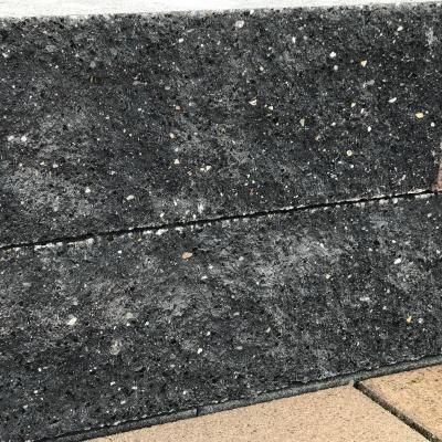 Splitrock Antraciet ongetrommeld (SPLITXL03ONG)