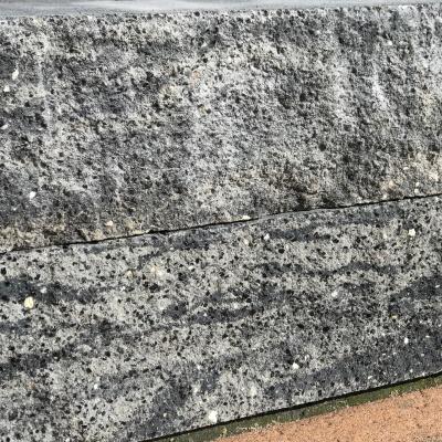 Splitrock Grijs/Zwart ongetrommeld (SPLITXL55ONG)