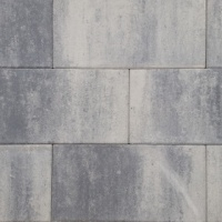 Patio Square Nero Grey (PATSQ550580COT)