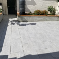 Keramische Tuintegel Denver Grey