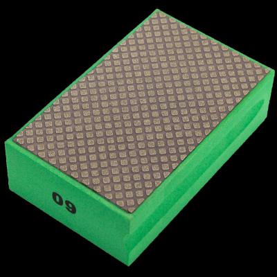 Polijst Diamand Handpad 60 korrel groen